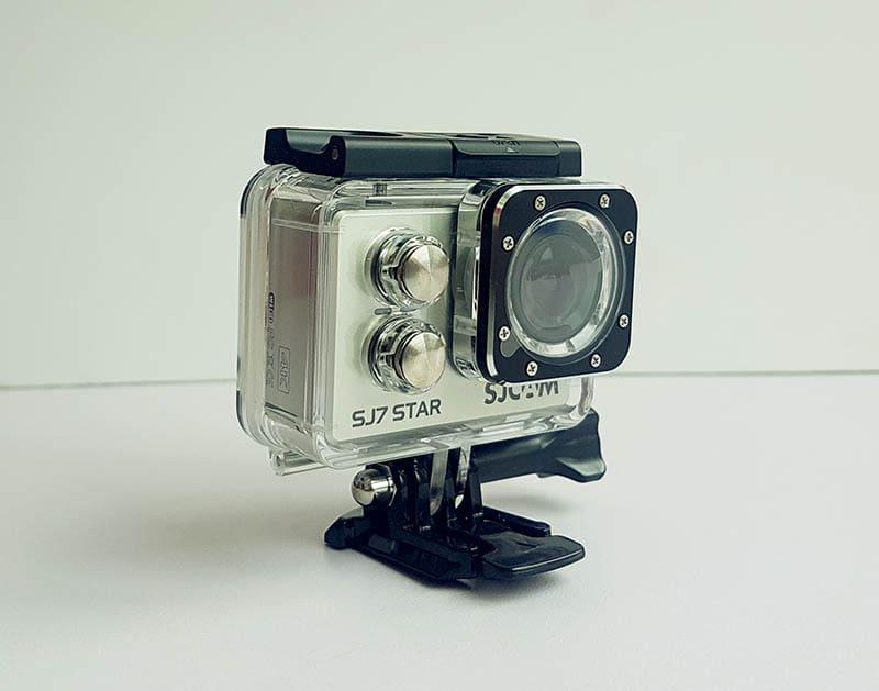 Camera thể thao sjcam sj7 star 4k wifii