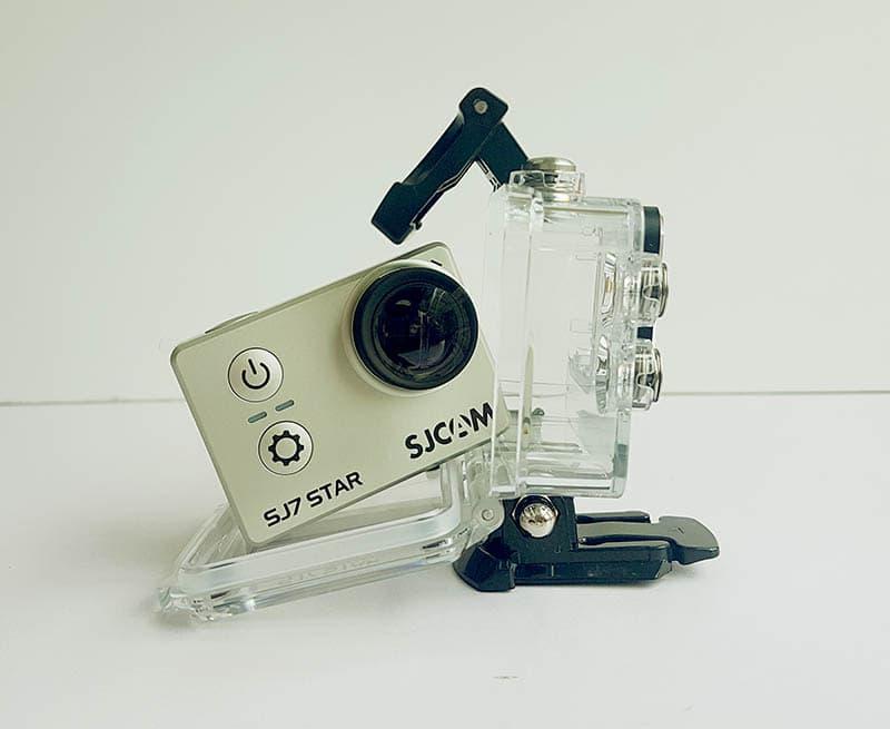 action camera sjcam sj7 star 4k wifi