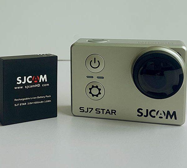 Action camera sjcam sj7