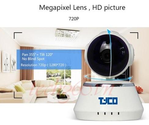 Camera quan sát giá rẻ cho gia đình