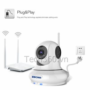 Có nên sử dụng hệ thống camera IP để quan sát?