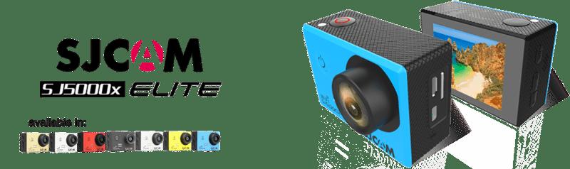 Dòng camera thể thao SJCAM giá rẻ quay video 4K