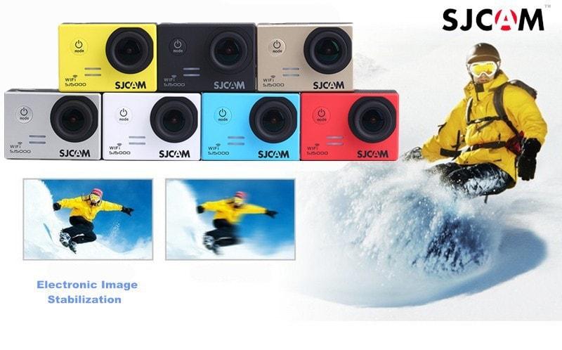 Mua camera thể thao giá rẻ SJCAM tại Bắc Ninh