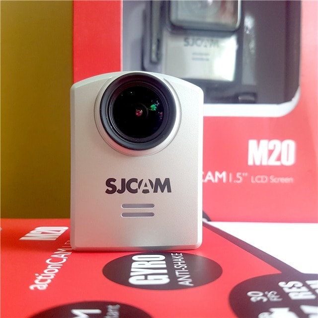 Camera hành trình gắn mũ bảo hiểm SJCAM cho dân phượt