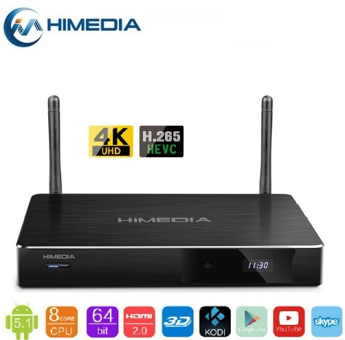 Android TV Box Himedia H8 Plus