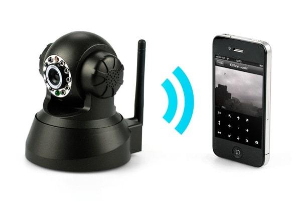 Thế mạnh của dòng camera IP wifi không dây