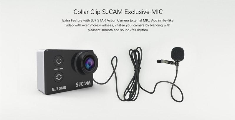 5 điểm nổi bật trên camera thể thao SJCAM SJ7 Star