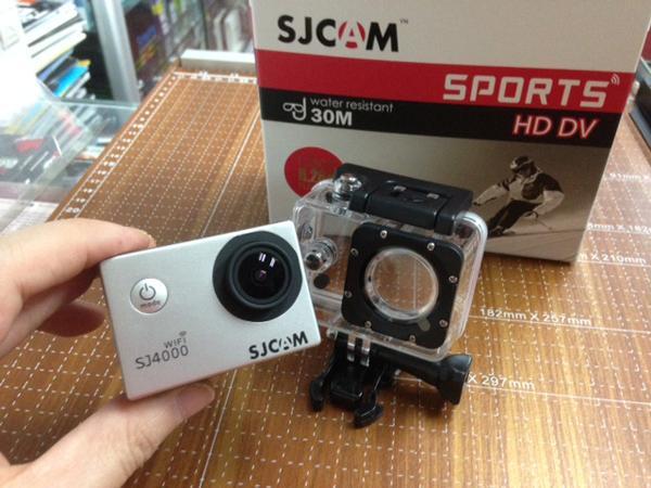 Camera du lịch đa tính năng SJCAM giá rẻ