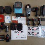 Những phụ kiện thêm của camera thể thao SJCAM không thể bỏ qua