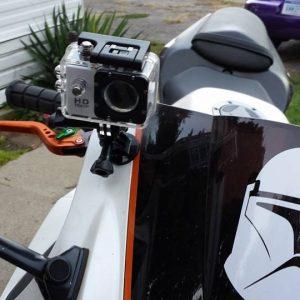 Camera hành trình cho xe máy tại Hà Nội