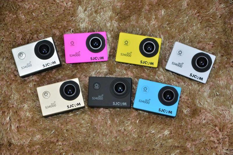 camera thể thao đa năng sjcam