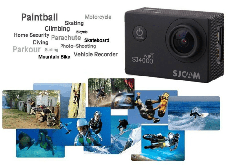 SJCAM – Camera hành trình dành cho dân phượt