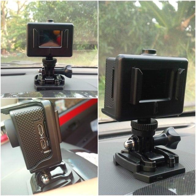 Những lưu ý khi dùng camera hành trình