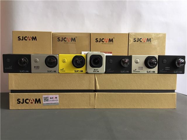 Camera thể thao giá rẻ của SJCAM trong năm 2016
