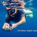 Thoải mái trải nghiệm và khám phá biển với SJCAM camera dành cho du lịch, phượt