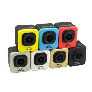 Bất ngờ với dòng camera thể thao đa năng SJCAM siêu nhỏ