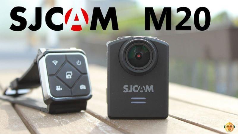 Chọn mua camera hành trình cho xe máy SJCAM giá rẻ