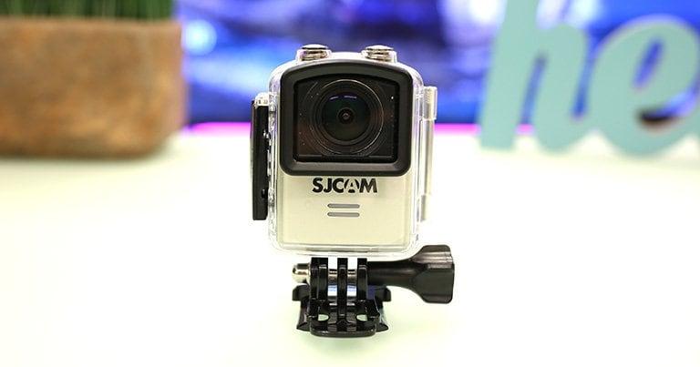 SJCAM M20 camera thể thao thách thức mọi địa hình