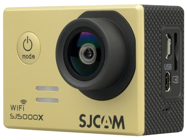 Tìm hiểu về dòng sản phẩm SJ5000 của Camera thể thao SJCAM