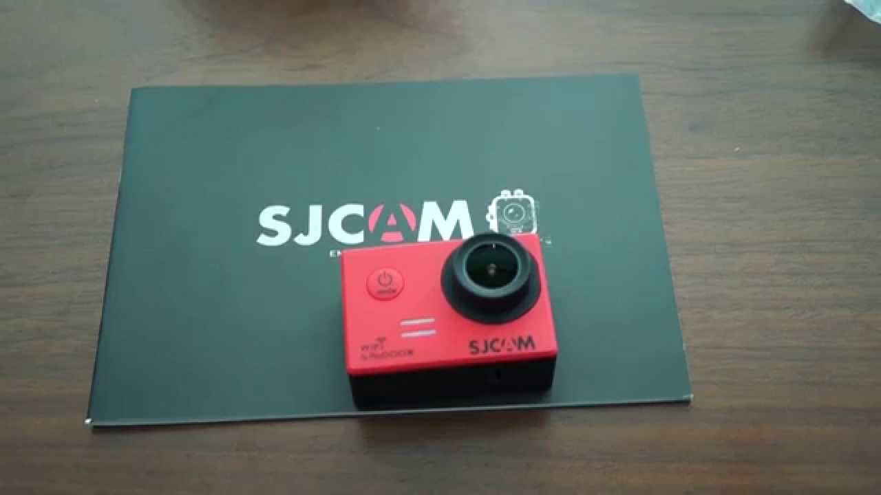 SJCAM 5000X Elite 4K Wifi – Action cam dành cho dân chuyên nghiệp