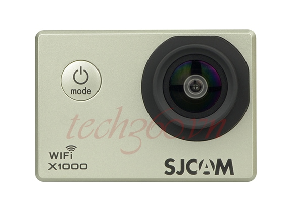 Đặt lên bàn cân tất cả sản phẩm action cam của SJCAM