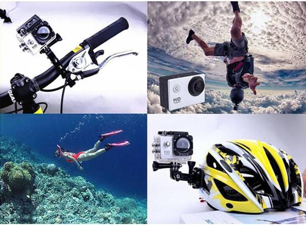 Camera hành trình cho dân phượt xe máy