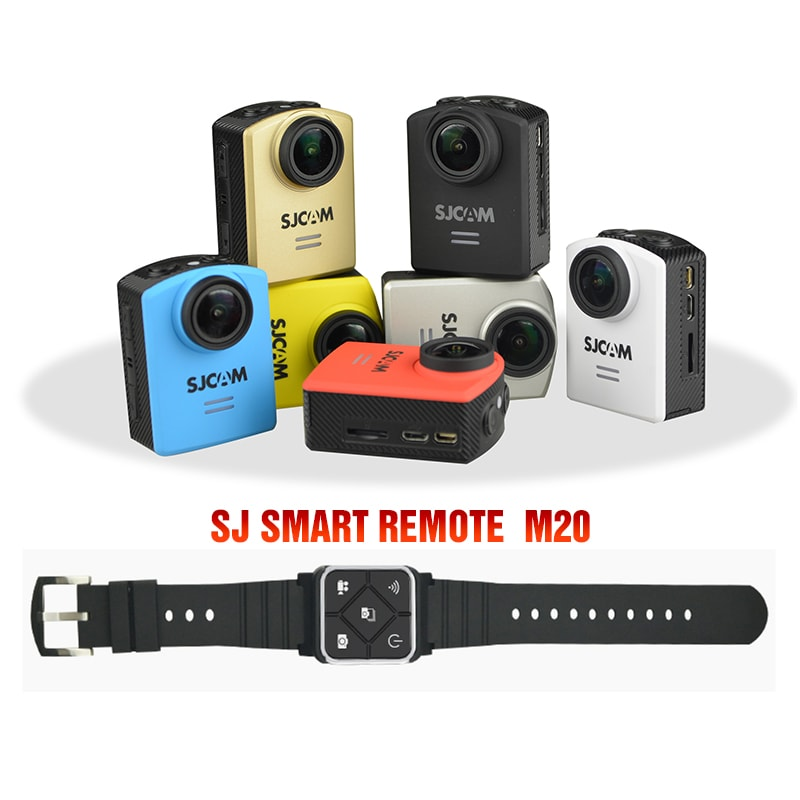 SJCAM M20 sản phẩm camera thể thao đa năng hot nhất năm 2016