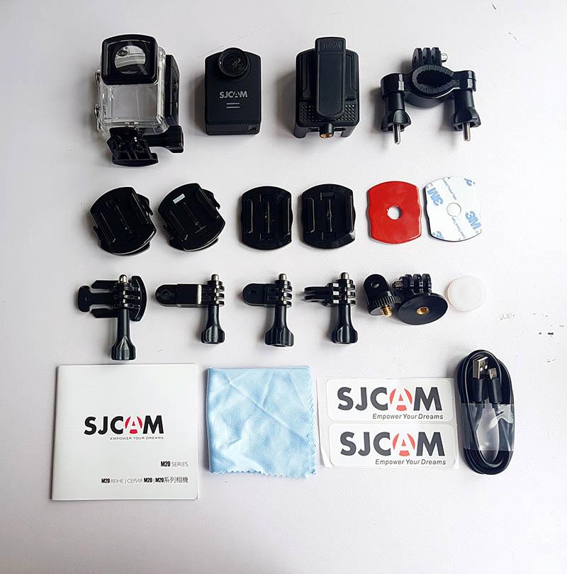 camera thể thao sjcam m20 wifi