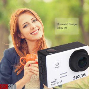 Camera thể thao SJCAM SJ5000 PLUS WIFI