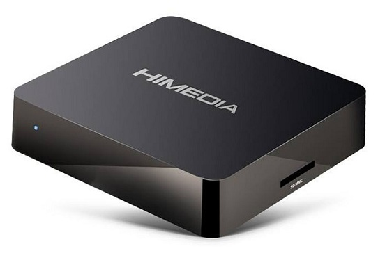 Android TV Box Himedia Q1IV