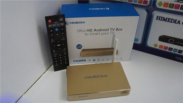 Android Tv Box Himedia Q8IV