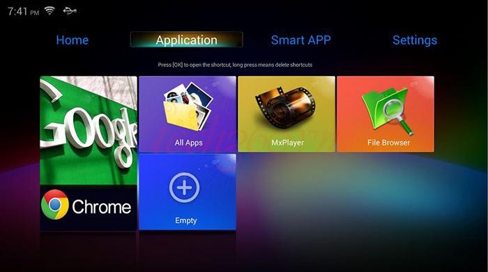 Android TV Box Himedia T2 DVB-T2
