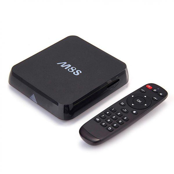 Android TV Box MBOX M8S AMlogic S812