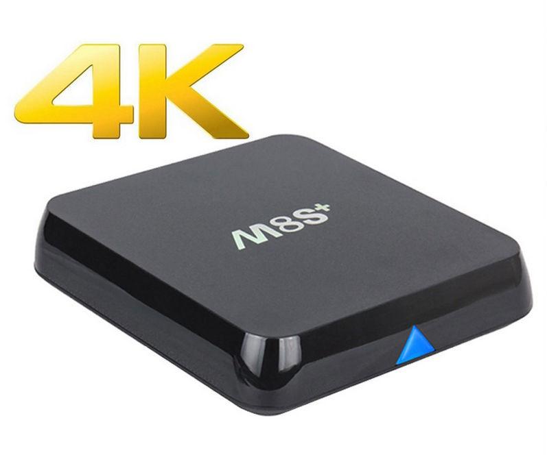 Android TV Box M8S+ (Plus)
