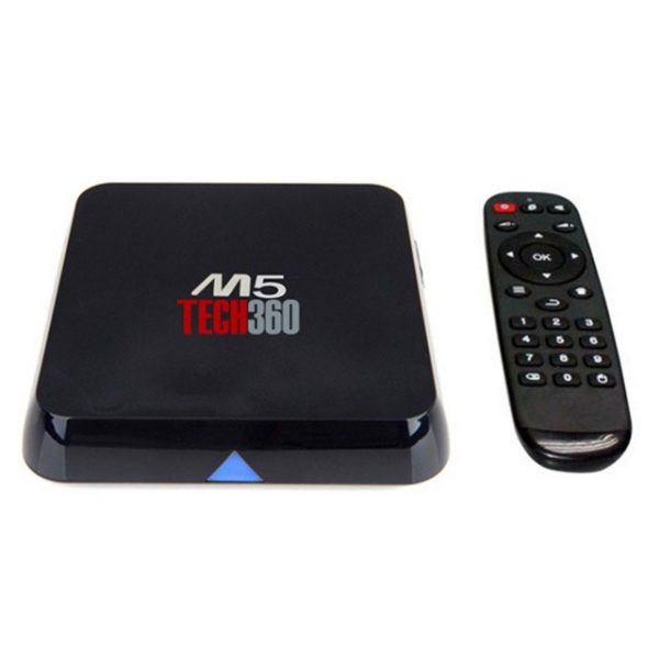 Android TV Box MBOX M5 AMlogic S805