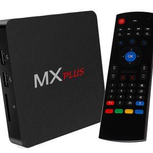 Android TV Box MX Plus và chuột bay KM800V