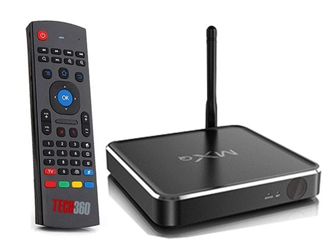 Android TV Box MXQ M12
