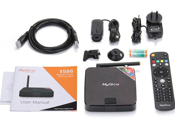 Android Tv Box Mygica ATV 586