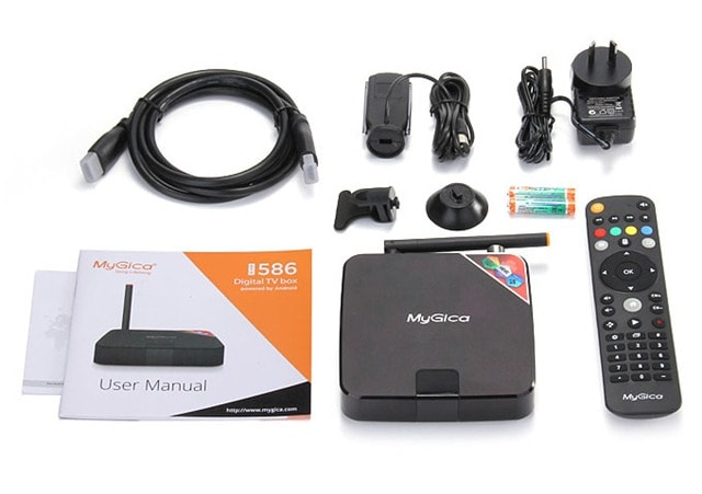 Android Tv Box Mygica ATV 586