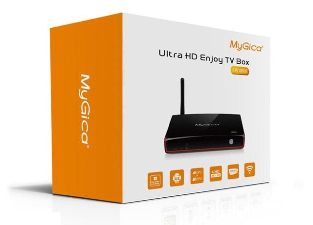 Android TV Box Mygica ATV1800E
