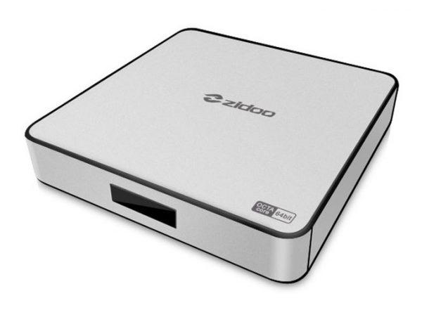 Android TV Box Zidoo X6 Pro