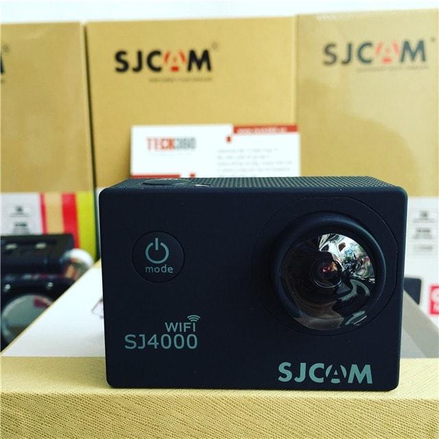 camera hành động giá rẻ SJ4000 WiFi