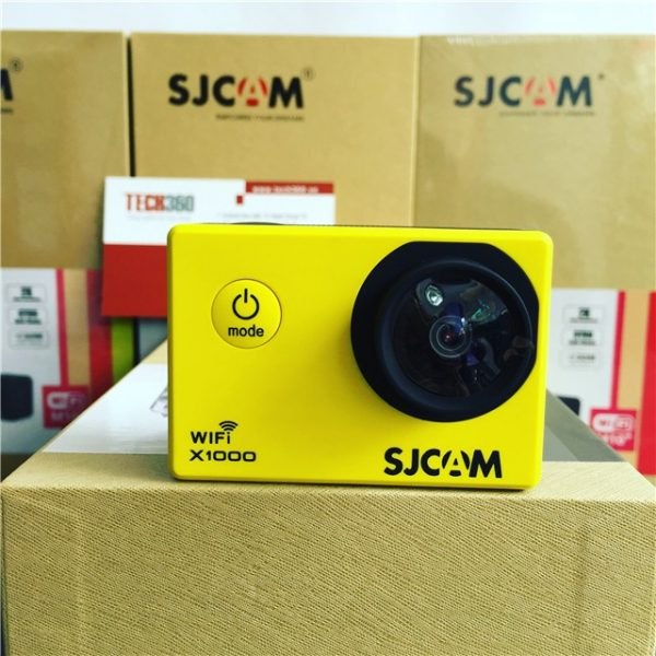 CAMERA THỂ THAO SJCAM X1000 WIFI LIMITED EDITION 2.0