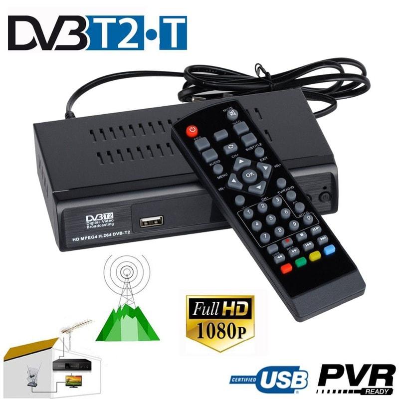 ĐẦU THU KỸ THUẬT SỐ DVB-T2 FTA DVB-T2 DVB-T Digital M5