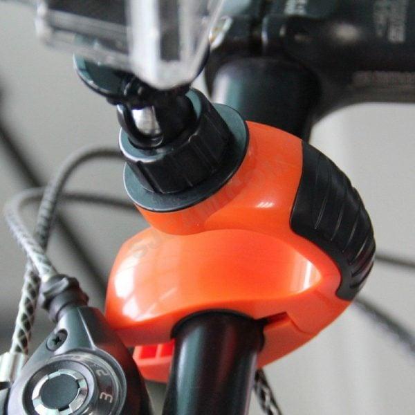 gá bắt trên xe đạp sjcam và gopro
