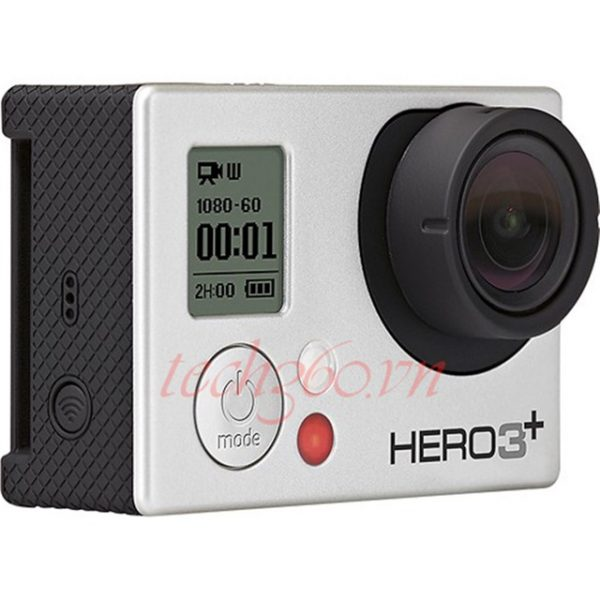 GOPRO HERO3+ SILVER EDITION