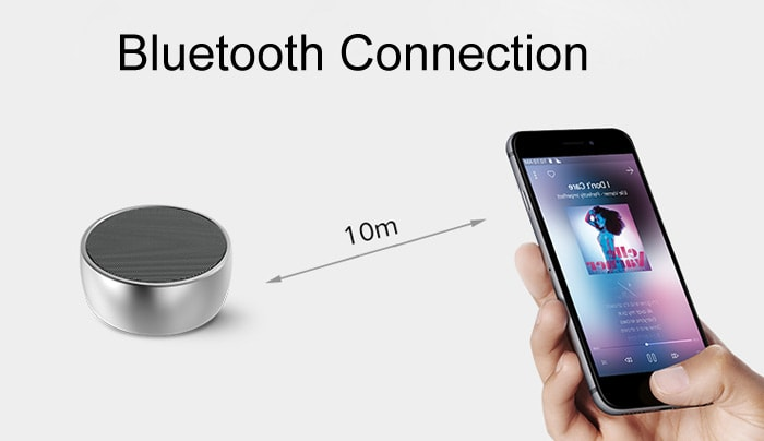Loa mini bluetooth BS-01