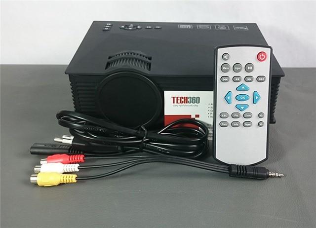 máy chiếu không dây UNIC UC46