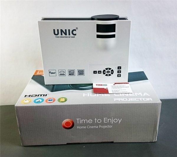 Máy chiếu mini giá rẻ UNIC UC40 Plus