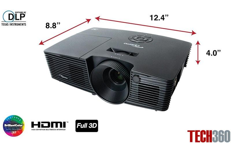 Máy chiếu Optoma S316